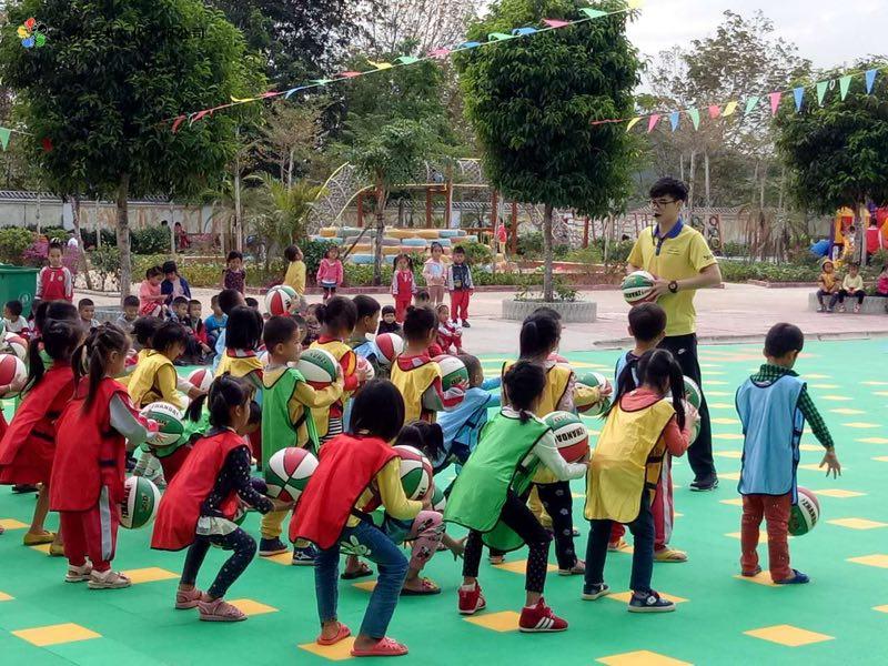 体育活动对幼儿发展的作用