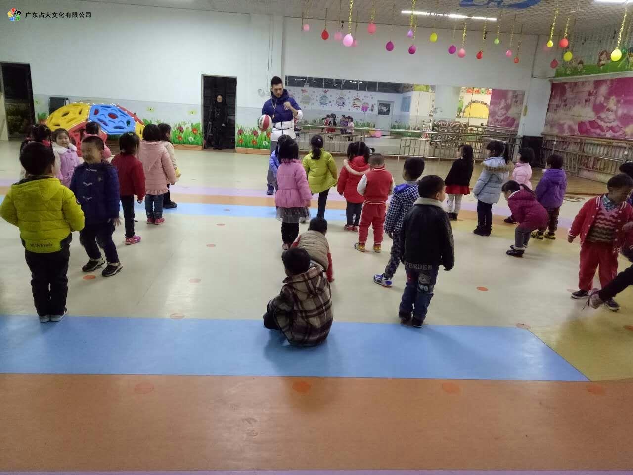 宜春占大幼儿篮球培训图片1