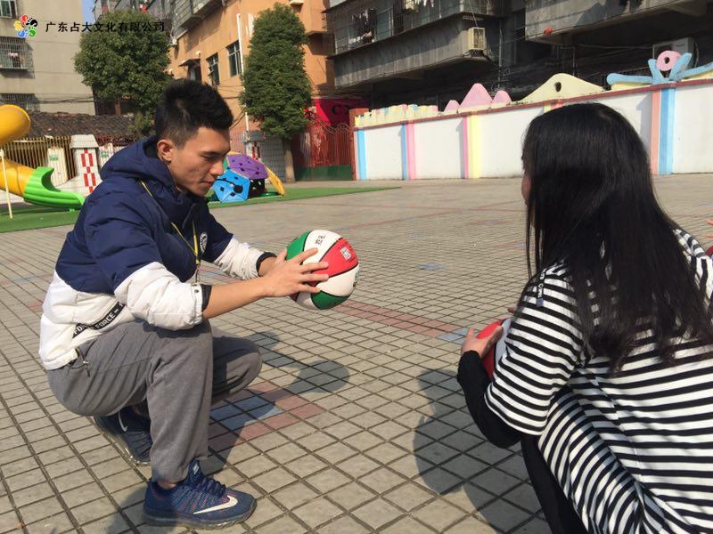 抚州占大幼儿篮球培训图片1