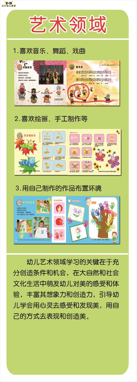 幼儿发展指南课程幼儿用书中班下学期艺术领域